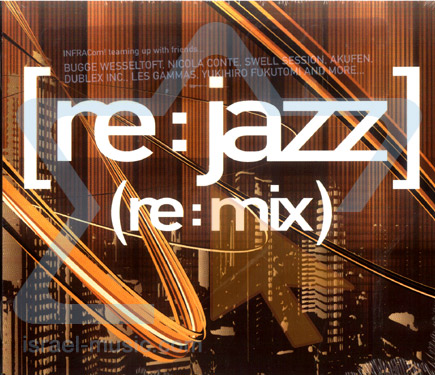 Re: Mix by Re: Jazz