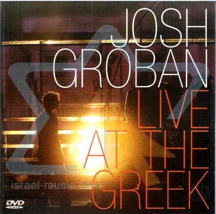 Live at the Greek by Josh Groban