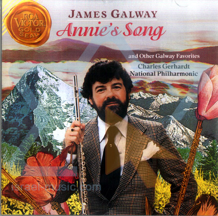 Annie's Song by James Galway