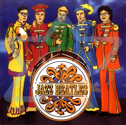 Jazz Beatles by Jazz Beatles
