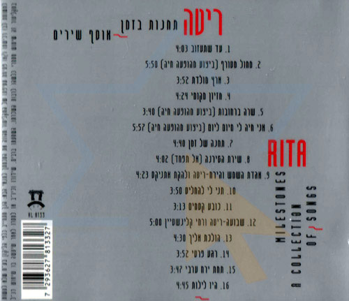 Milestones by Rita