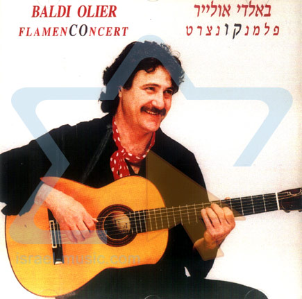 Flamenconcert Par Baldi Ollier