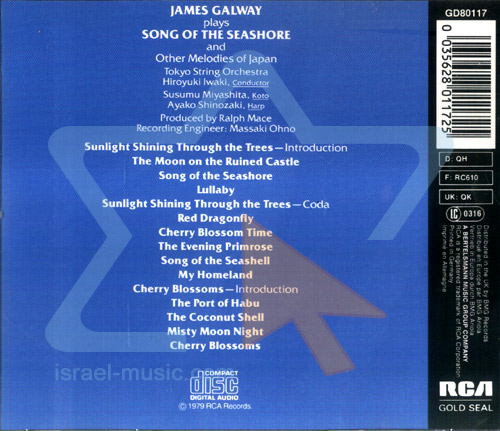 Song of the Seashore by James Galway