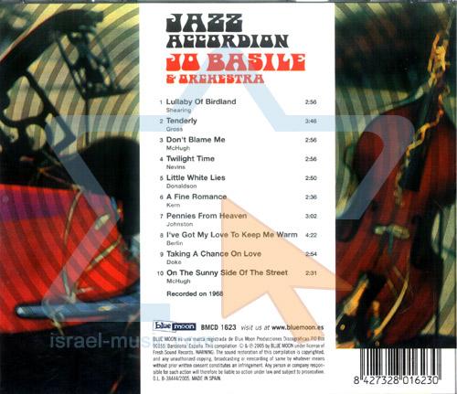 Jazz Accordion by Jo Basile & Orchestra