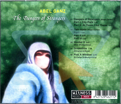 The Dangers of Strangers by Abel Ganz