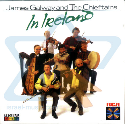 In Ireland by James Galway
