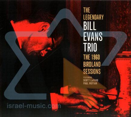 The 1960 Birdland Sessions by Bill Evans Trio