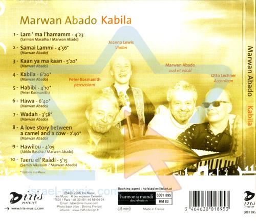 Kabila by Marwan Abado