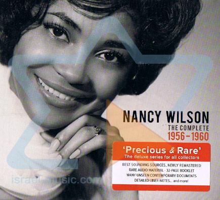 הקלטות ידועות ונדירות 1960 - 1956 - ננסי וילסון