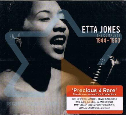 Precious & Rare - The Complete 1944 - 1960 by Etta Jones