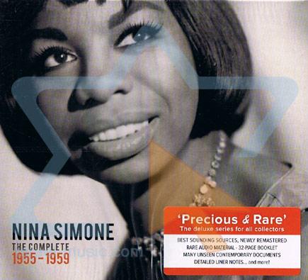 Precious & Rare - The Complete 1955 - 1959 by Nina Simone