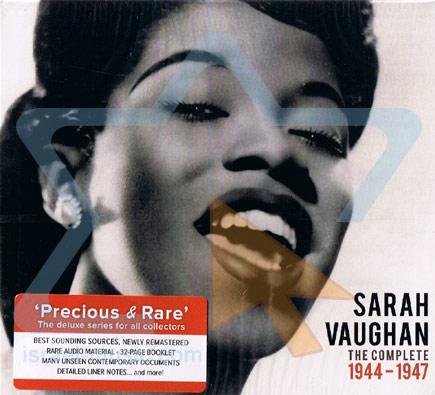 Precious & Rare - The Complete 1944 - 1947 by Sarah Vaughan