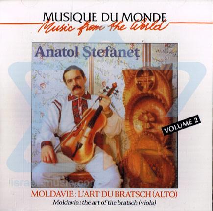 Moldavia: The Art of the Bratsh by Anatol Stefanet