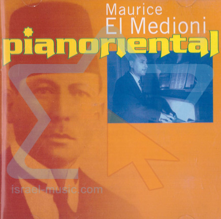 Pianoriental by Maurice el Medioni