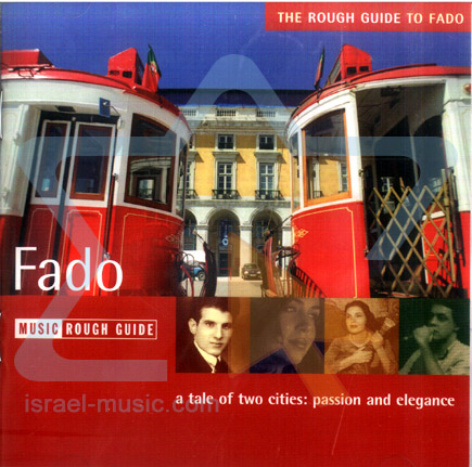 The Rough Guide to Fado by Various