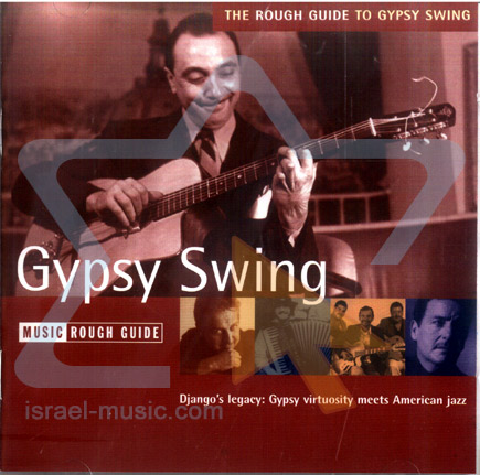 The Rough Guide to Gypsy Swing by Various