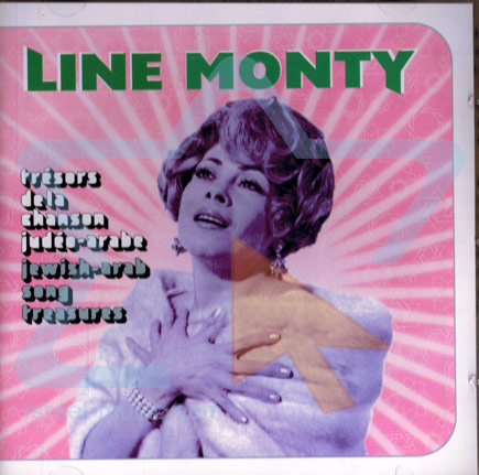 Jewish-Arab Song Treausures by Line Monty
