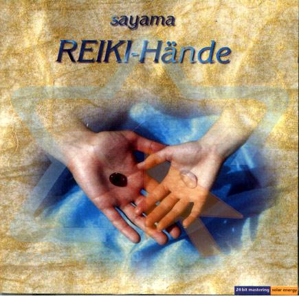 Reiki Hande by Sayama