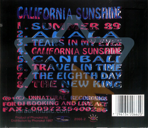 California Sunshine by California Sunshine