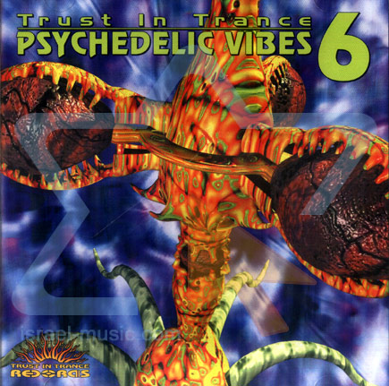 Psychedelic Vibes 6 - Various