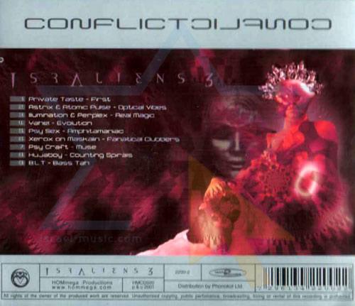 Israliens 3 - Conflict Por Various