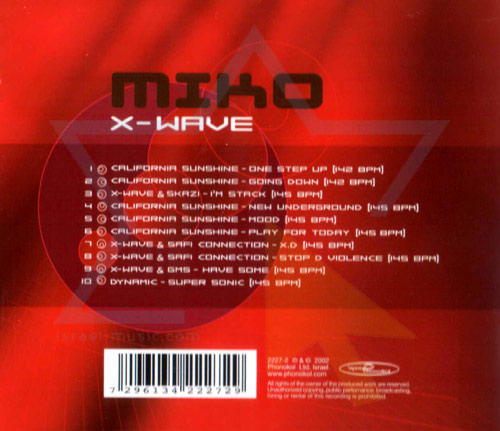 X-Wave by Miko