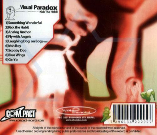 Kick the Habit by Visual Paradox