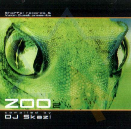 SKAZI The Drum MP3 Album
