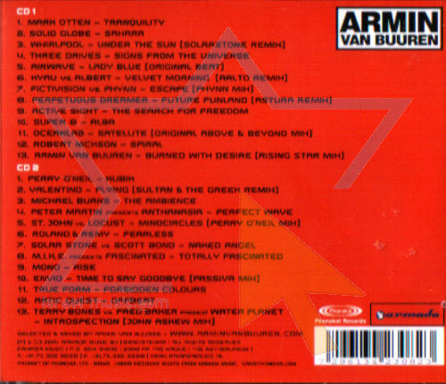 A State of Trance 2004 Par Armin Van Buuren