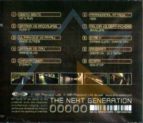 The Next Generation by Various