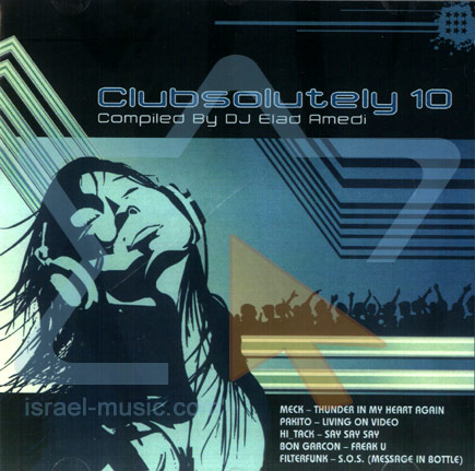 Clubsolutely 10 by Various