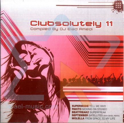 Clubsolutely 11 by Various