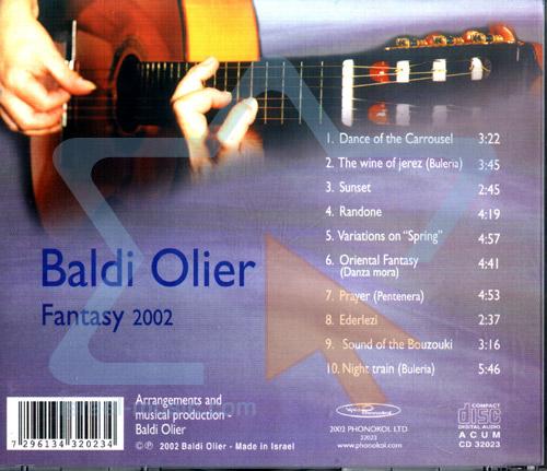 פנטסיה 2002 - באלדי אולייר