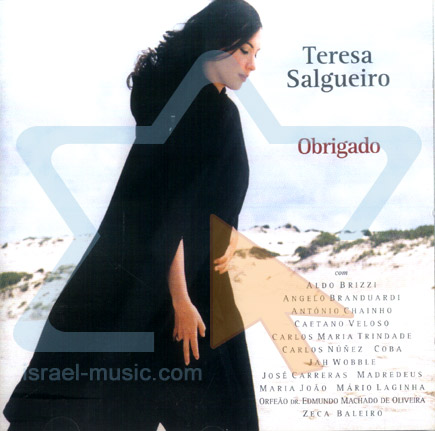 Obrigado by Teresa Salgueiro