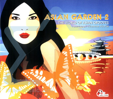 Asian Garden 2 by Various