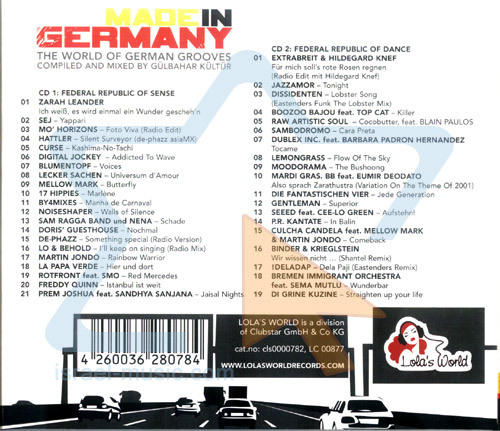 Made in Germany by Various