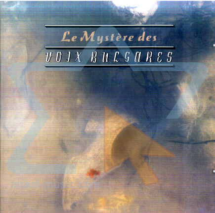 Volume 1 by Le Mystere Des Voix Bulgares