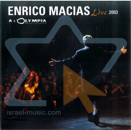 Live 2003 Por Enrico Macias