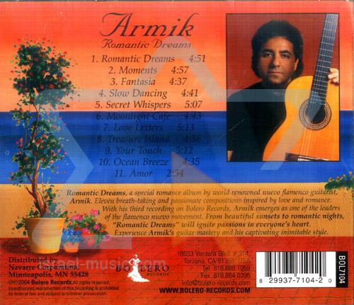 Romantic Dreams by Armik