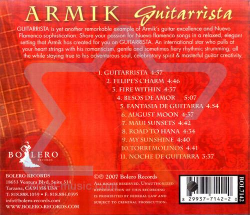Guitarrista by Armik