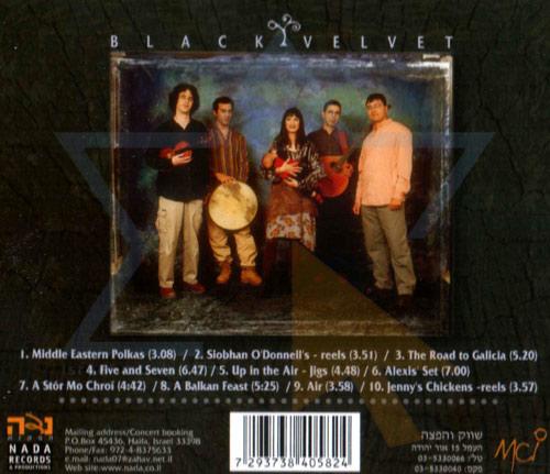Black Velvet by Black Velvet