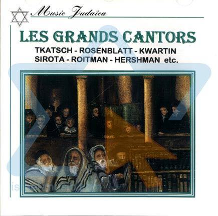 Les Grands Cantors - Various