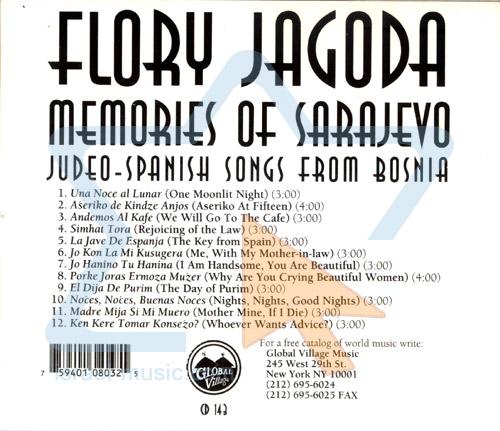 Memories of Sarajevo by Flory Jagoda