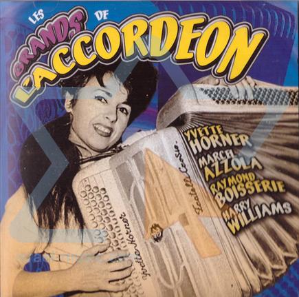 Les Grands De L'accordeon Par Various