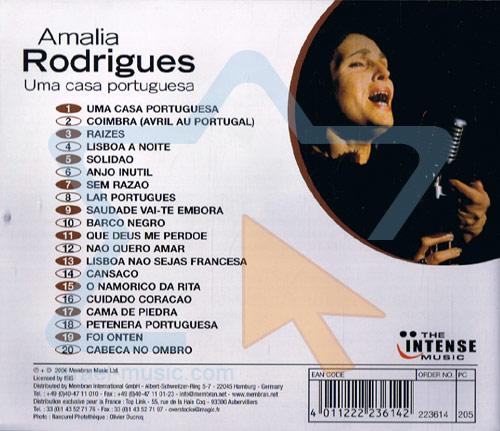 Uma Casa Portuguesa by Amalia Rodrigues