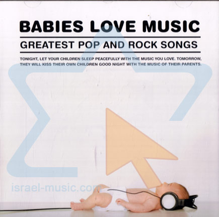 Greatest Pop and Rock Songs Par Babies Love Music