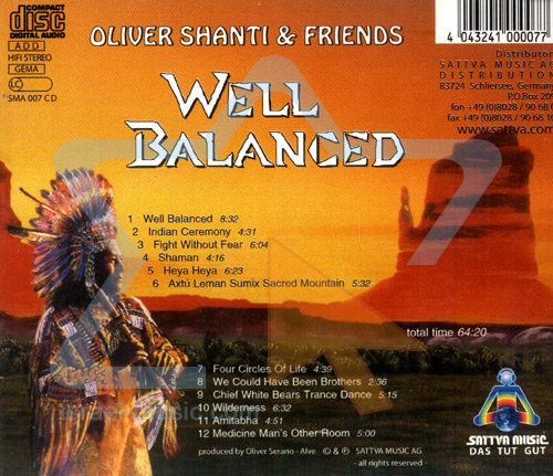 Well Balanced by Oliver Shanti
