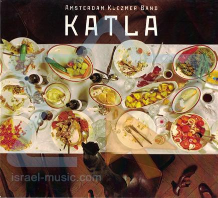 Katla by Amsterdam Klezmer Band