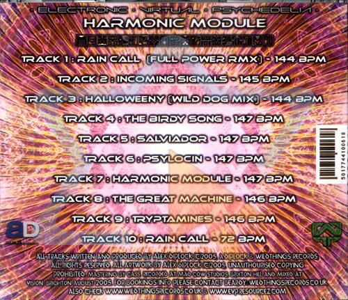 Harmonic Module by EVP