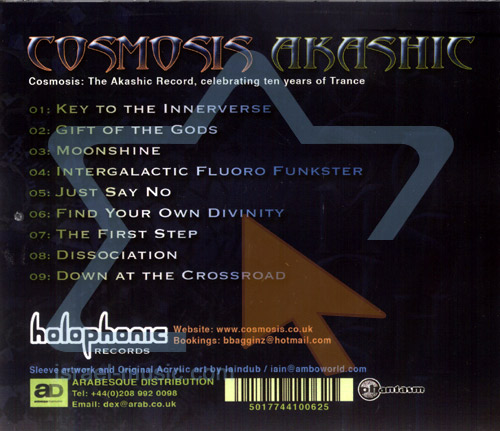 Akashic by Cosmosis